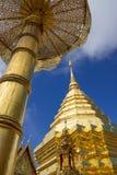Wat Pha That Doi Suthep Photos libres de droits