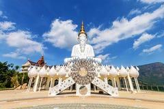 Wat Pha Kaew地方一个相当壮观的风景,是电话 库存照片