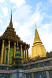 Wat Pha Keaw (Temple) Royalty Free Stock Images