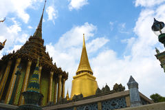 Wat Pha Keaw (Temple) Royalty Free Stock Image