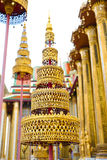 Wat Pha Keaw (Temple) Stock Photography