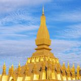 Wat Pha Luang,万象 库存图片