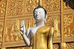 Wat Pha Luang,万象 库存照片