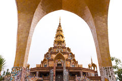 Wat pha soin keaw temple , thailand Stock Photography