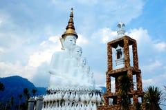 Wat Pha Sorn Kaew γνωστό επίσης ως Wat Phra που Pha Kaew, Στοκ φωτογραφία με δικαίωμα ελεύθερης χρήσης