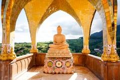 Wat Pha Sorn Kaew σε Phetchabun, Ταϊλάνδη Στοκ Φωτογραφία