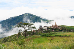 Wat-pha sorn kaew Lizenzfreies Stockbild