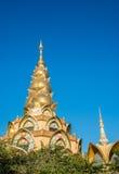 Wat pha sorn kaew 免版税图库摄影