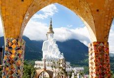 Wat Pha Sorn Kaew bei Phetchabun, Thailand Stockfotos