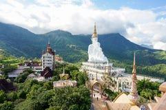 Wat Pha Sorn Kaew bei Phetchabun, Thailand Lizenzfreies Stockfoto