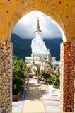 Wat Pha Sorn Kaew bei Phetchabun, Thailand Stockbilder