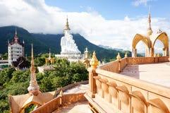 Wat Pha Sorn Kaew bei Phetchabun, Thailand Lizenzfreie Stockbilder