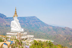 Wat pha sorn kaew, Buddhist monastery and temple in Khao Kor, Ph Stock Images
