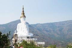 Wat Pha Sorn Kaew igualmente conhecido Foto de Stock