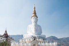 Wat Pha Sorn Kaew igualmente conhecido Imagem de Stock Royalty Free