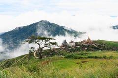 Wat pha sorn kaew Royalty Free Stock Image