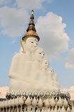 Wat Pha Sorn Kaew także znać jako Wat Phra Że Pha Kaew, jest Buddyjskim monasterem świątynią w Phetchabun i, Tajlandia obrazy stock