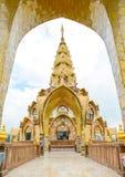Wat Pha Sorn Kaew-tempel Stock Foto