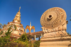 Wat pha sorn kaew Royalty Free Stock Images