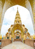 Wat Pha Sorn Kaew temple Stock Photo