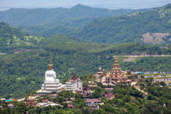 Wat Pha Sorn Kaew in Thailand Royalty Free Stock Images