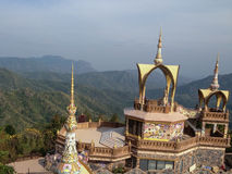 Wat Pha Sorn Kaew Topview Lizenzfreie Stockbilder