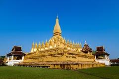 Wat pha tat luang, Vientiane ,Laos Stock Photography