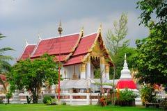Wat Phai Lom Stock Image