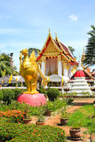 Wat Phai Lom Temple Royalty Free Stock Photo