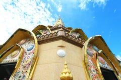 Wat Phakaew mooi van Thailand Stock Foto's