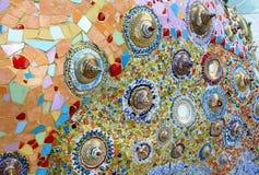 Wat Phakaew mooi van Thailand Royalty-vrije Stock Afbeeldingen