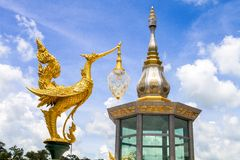 Wat Phakrung Royalty Free Stock Photography