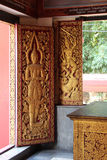 Wat Phan An - Chiang Mai - Thaïlande Immagine Stock