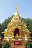Wat Phan On in Chiang Mai Stock Image