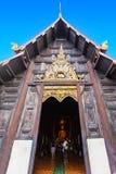 Wat Phan Tao Royalty Free Stock Image