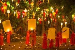 Wat Phan Tao, Chiangmai, Tail?ndia foto de stock royalty free