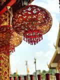 Wat Phanan Choeng foto de archivo libre de regalías