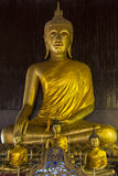 Wat Phantao - Chiang Mai - Thailand Royalty Free Stock Images
