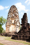 Wat phapayluang sukhothai in thailand Stock Photo