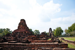 Wat phapayluang sukhothai in thailand Stock Images