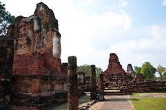 Wat phapayluang sukhothai in thailand Royalty Free Stock Photography