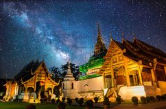 Wat Phar Sing Stock Photography