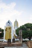 Wat Phar Sri Rattana Mahathat. Temple Royalty Free Stock Photos