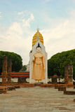 Wat Phar Sri Rattana Mahathat Temple in Thailand Royalty Free Stock Image