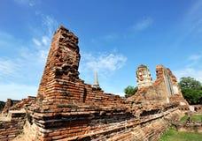 Wat Phar Srisanphet, Thaïlande Photographie stock libre de droits