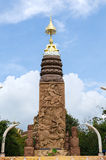 Wat Phasornkaew, Phetchabun,泰国 库存照片