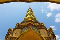 Wat Phasornkaew é um lugar para a meditação Imagens de Stock Royalty Free