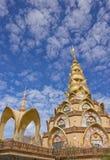 Wat Phasornkaew in Khao Kho, Phetchabun Royalty Free Stock Photos