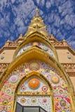 Wat Phasornkaew in Khao Kho, Phetchabun Lizenzfreie Stockfotos