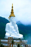 Wat Phasornkaew-Tempel Stockbild